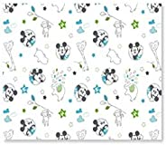 Disney Micky Mouse Messy Baby Mat, White, PPD7138
