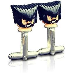 LEGO® Gemelos para novio, padrino, acompañante, regalo para hombre, diseño de Lobezno