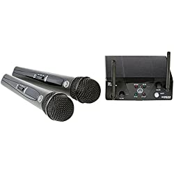 Micrófono inalámbrico - AKG WMS 40 Pro mini 2 - Banda UHF con 2 Canales