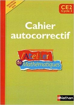 L'Atelier de Mathématiques CE2 de Daniel Bensimhon,Sylvie Thevenon ( 2 septembre 2010 )