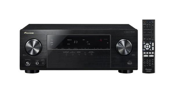 Pioneer Channel AV Receiver, VSX-523: Amazon in: Electronics