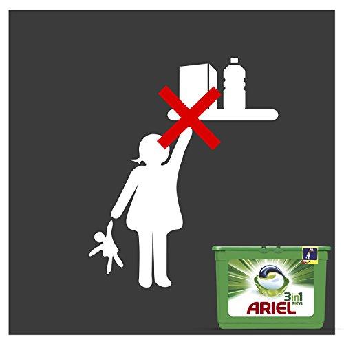 Ariel 3en1 PODS Original, Detergente En Cápsulas Superconcentrado, 114 Lavados (3 x 38)