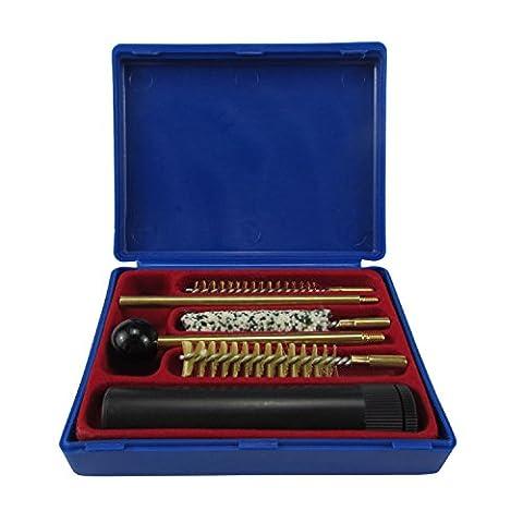 Tourbon Pistol Gun Firearm Handgun Cleaning Cleaner Kit Case Fit for Cal. 38/357/9mm