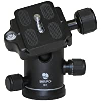 Benro Dual Action B0 Ball Head with PU50 Plate