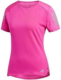 adidas RS SS TEE W Camiseta, Mujer, Rosa (Rosimp), S