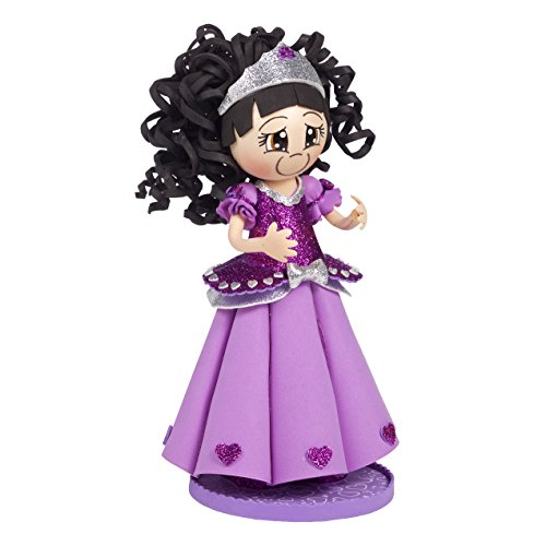 Fofuchas - Princesa, kit creativo (Carchidea 70011400)