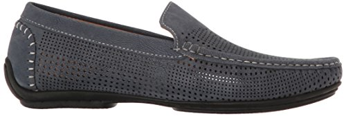 Stacy Adams Pippin Synthétique Mocassin Navy