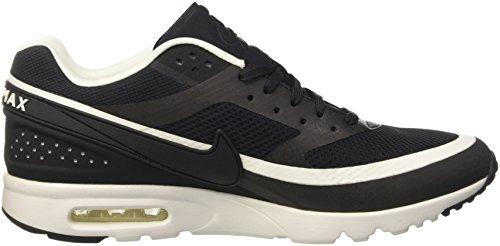 Nike W Air Max Bw Ultra, Scarpe da Corsa Unisex – Adulto Nero (Black (nero / nero-bianco vertice))