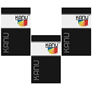 Kanu Screen Guard For Samsung Galaxy S Advance(Pack Of 3)