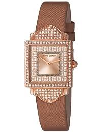 Pierre Cardin Damen-Armbanduhr Chérie Analog Quarz Leder