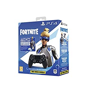 – Sony – Dualshock 4 V2 Fortnite Vch 2019 500 Vbucksnegro (PS4)