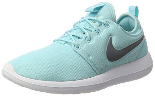 Nike - 844931-400, Chaussures De Sport Bleues Pour Femmes