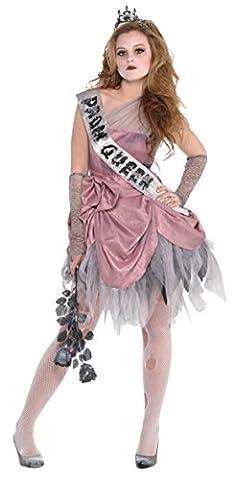 Halloween Verkleidung ZOM Queen Fasching Kostüm