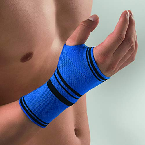 bort 1470 large blau ActiveColor Daumen-Hand-Bandage für rechts und links gleich, large, blau