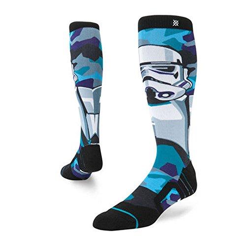 Stance X Star Wars Storm Tropper Snow Socks Turq