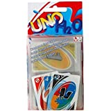 Generic H20 Water Proof Uno Playing Cards (Age Above 7 Years )