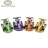 EisEyen Spielzeugauto GoKart Fahrzeug Motor Zurückziehen Spielzeug für Kinder Baby Spielsachen