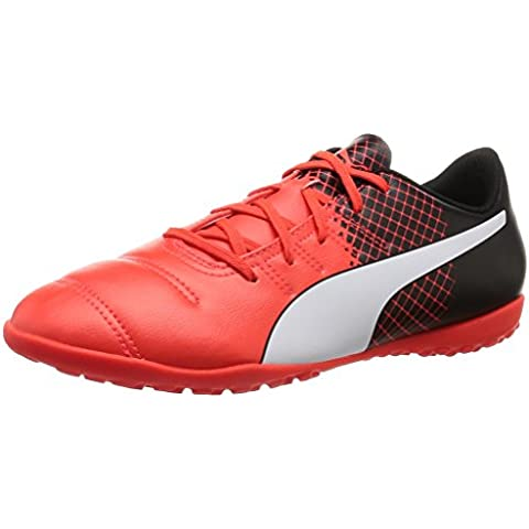 Puma Evopower 4.3 Tricks Tt Jr - Zapatillas de fútbol Unisex Niños