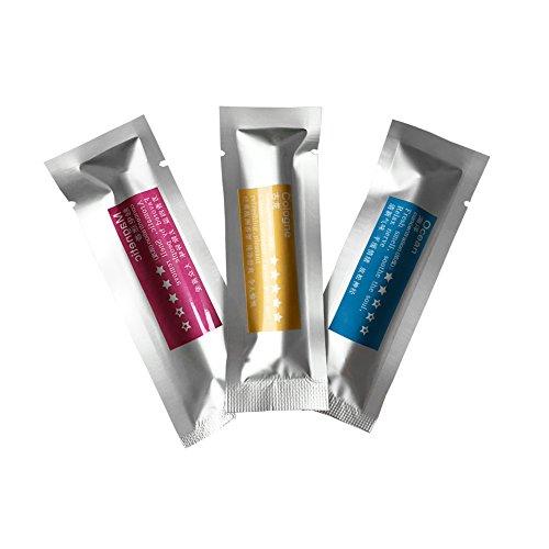 ARTLESS Barres aromatiques de Rechange pour assainisseur d'air de Voiture, Recharges de Parfum de Voiture, Remplacement de bâtons de Parfum d'arome (Cologne,Magnetic,Ocean)