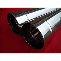 L/änge 0,25 m Edelstahl EW 250 mm 160 140 220 130 125 110 120 Rohr 160 200 150 180 verschiedene Durchmesser 100