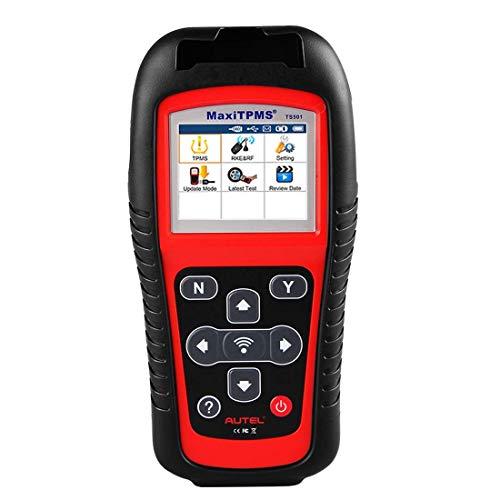 Autel TS501 OBD2 Herramientas Diagnósticos Coche TPMS Escáner Lector de Código EOBD para Todos Los Vehículos y Interfaz Multilingüe