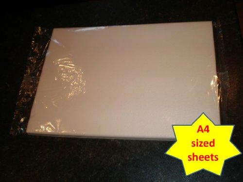 10-fogli-di-carta-in-wafer-riso-colore-bianco-di-alta-qualita-formato-a4