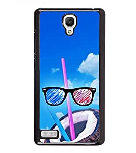 Beach Vacations 2D Hard Polycarbonate Designer Back Case Cover for Xiaomi Redmi Note :: Xiaomi Redmi Note 4G