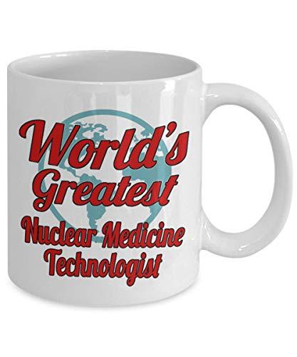 Nuclear Medicine Technologist Geschenke Kaffeetasse für Nuklearmedizin Tochnologie Praktiker und Studenten Teekoffee Tasse