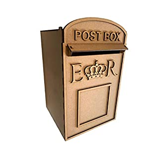Mail Post Box for Weddings & Parties - Wooden Postal Service