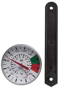 Rattleware 97110 5-Inch Thermometer Kit, Easy Steam S10, Garden, Haus, Garten, Rasen, Wartung