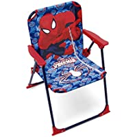 Arditex SM9460 - Silla plegable, diseño Spiderman