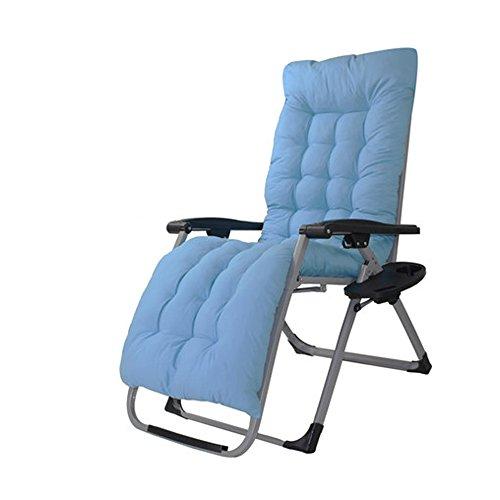 T-y recliner, cuscino più spessa, divano di lusso d'autunno e in inverno, lettini pieghevoli, copertura casuale in cotone rimovibile ( colore : 2# )
