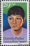 Prophila Collection USA 2312 (kompl.Ausg.) 1992 Dorothy Parker (Briefmarken für Sammler)