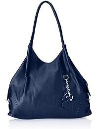 Fostelo Style Diva Women's Handbag (Blue)