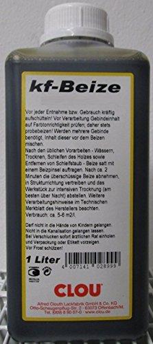 e Pockholz 2218 (Beize Für Möbel)