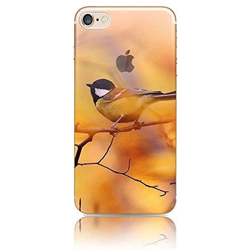 iPhone 6S Hülle, iPhone 6 Hülle, Vandot Malerei Painting Case Cover für iPhone 6S 6 Natur Design Landscape Landschaft Schutzhülle aus TPU Silikon Muster Pattern Abdeckung Telefonkasten Ultra Dünn Leic Color 28