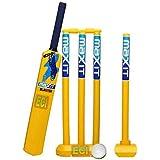 Varshine Cricket Set Plastic Heavy For Kids 8+, Gully Cricket Set, Beach Cricket Set, Cricket Kit For Kids C-54