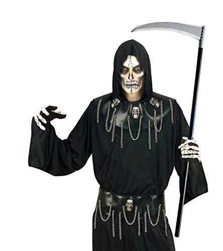 PICCOLI MONELLI Scythe Muerte Accesorios Halloween pequeño Carnaval