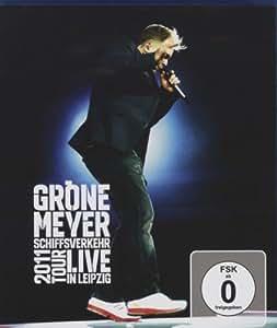 Herbert Grönemeyer - Schiffsverkehr Tour 2011/Live in Leipzig [Blu-ray]