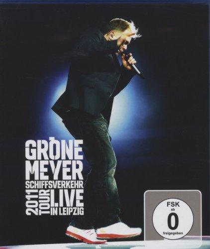 Herbert Grönemeyer - Schiffsverkehr Tour 2011/Live in Leipzig [Blu-ray] Preisvergleich