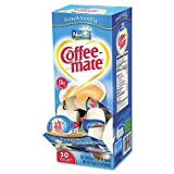 Coffee-mate Coffeemate 35170Bx French Vanilla Creamer, .375Oz, 50/Box