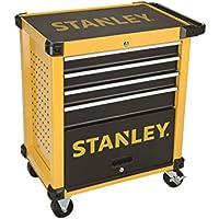STANLEY Transmodule. Carro metálico para taller 4 cajones STMT1-74305, amarillo, talla única