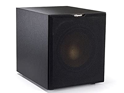Klipsch R-10SWI 150W Nero subwoofers al miglior prezzo - Polaris Audio Hi Fi