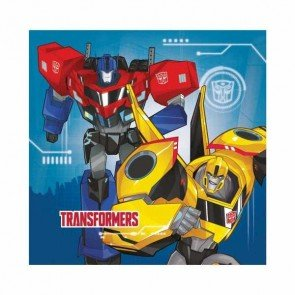 (Amscan International 9901304 33 cm Transformers Robots in Disguise Serviette)