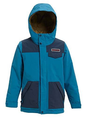 Burton Jungen Dugout Snowboard Jacke, Celestial/Mood Indigo, XS | 09009521122278
