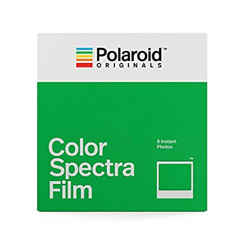 Polaroid Originals 4678 Film couleur pour Appareil Polaroid Image/Spectra