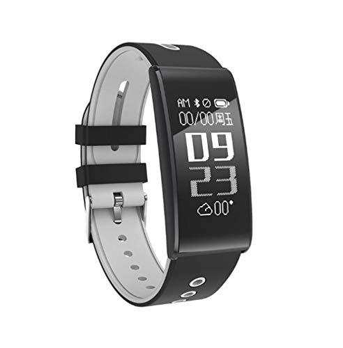 STEAM PANDA Smart Uhren Armband Mit Herzfrequenzmesser Und Blutdruck Blutsauerstoffwasserdichte Schlaf Überwachung Pedometer 70 MAH Bluetooth 4,0