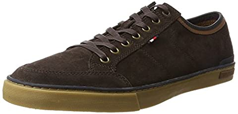 Tommy Hilfiger Herren H2285ARRINGTON 5B Sneaker, Braun (Coffee Bean), 46