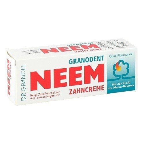 GRANODENT Zahncreme Grandel 50 ml Zahnpasta