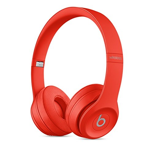 Beats by Dr. Dre Auriculares Supraaural Solo3 - Rojo